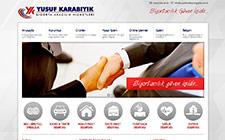 Yusuf Karabıyık Web Sitesi