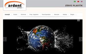 Zirve Plastik Web Sitesi