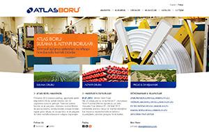Atlas Boru Web Sitesi