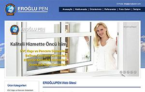 Eroğlu Pen Web Sitesi