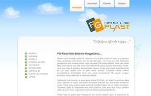 Fg Plast Web Sitesi