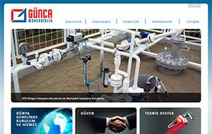 Gunca Web Sitesi