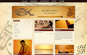 Mest-i Hayal Web Sitesi