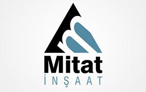Mitat İnşaat Logo Tasarımı