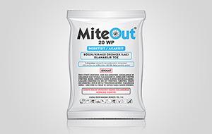 Miteout Etiket Tasarımı