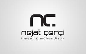 Nejat Çerçi Logo Tasarımı