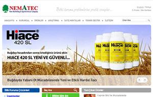 Nematec Web Sitesi