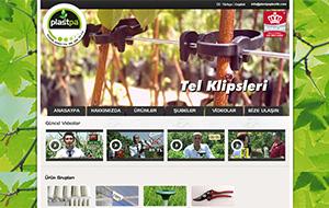 Plastpa Plastik Web Sitesi
