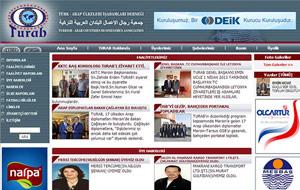 Türk Arap İş Adamları Web Sitesi
