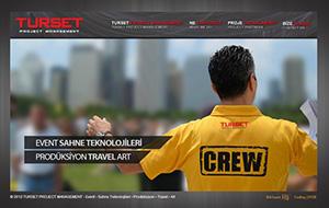 Turset Project Web Sitesi